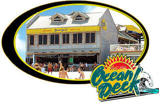 Ocean Deck Restaurant & Beach Club - Restaurants - 127 South Ocean Avenue, Daytona Beach, FL, United States