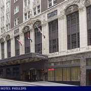 Hotel Phillips - Hotel - 106 West 12th Street, Kansas City, MO, 64105, USA