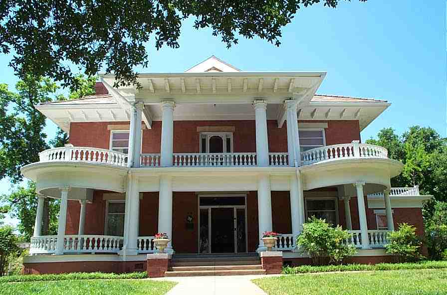 Kell House - Ceremony Sites - 900 Bluff St, Wichita Falls, TX, 76301, US