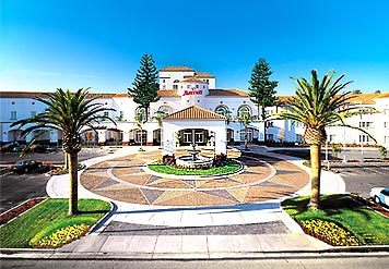 San Mateo Marriott Hotel - Hotels/Accommodations, Reception Sites, Ceremony Sites - 1770 South Amphlett Blvd, San Mateo, CA, United States