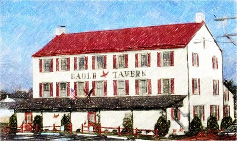 Eagle Tavern & Inn - Restaurants - 123 N Pottstown Pike, Exton, PA, 19341, US