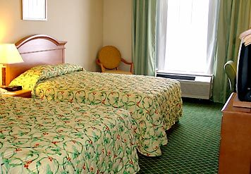 Fairfield Inn - Hotels/Accommodations - 5700 north Haggerty Rd, Canton, MI, 48188, US