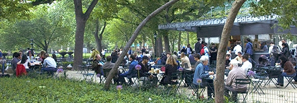 Shake Shack - Madison Square Park - Restaurants - Madison Square Park, New York, NY, 10010