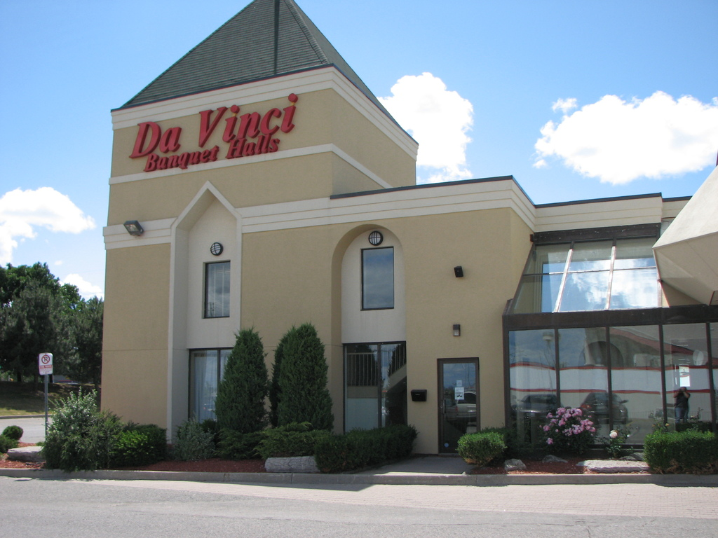 Da Vinci Banquet Halls & Restaurant - Reception Sites - 5732 Highway 7, Woodbridge, ON, Canada