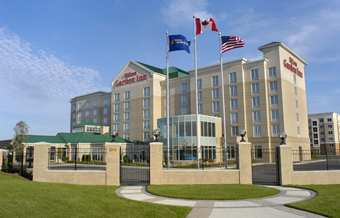 Hilton Garden Inn Toronto/vaughan - Hotels/Accommodations - 3201 Highway 7, Concord, Ontario