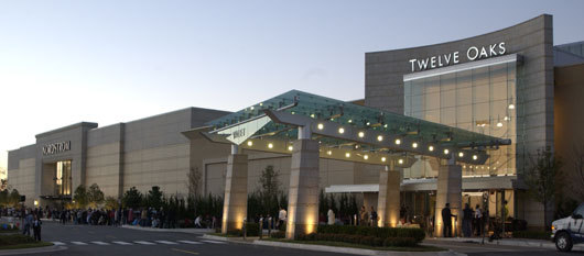 Twelve Oaks Mall - Shopping, Attractions/Entertainment - 27500 Novi Rd, Novi, MI, United States