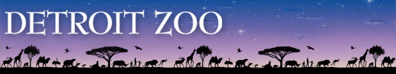 The Detroit Zoo - Attractions/Entertainment - 8450 W 10 Mile Rd, Royal Oak, MI, 48067