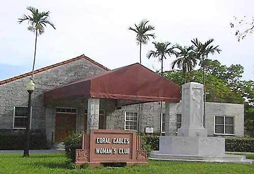 Coral Gables Women's Club - Reception Sites - 1001 E Ponce de Leon Blvd, Miami, FL, 33134, US