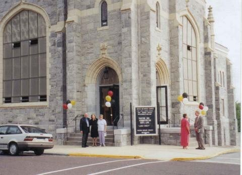 Spring City United Methodist Church - Ceremony Sites - 45 N Church St, Spring City, PA, 19475