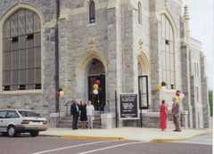 Spring City United Methodist Church - Ceremony - 45 N Church St, Spring City, PA, 19475