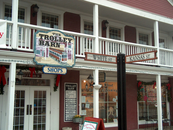Trolley Barn - Shopping - 11 White St, Frankfort, IL, 60423, US