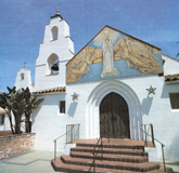 Wedding Ceremony-Mary Star of the Sea - Ceremony - 7669 Girard Ave, San Diego, CA, 92037, US
