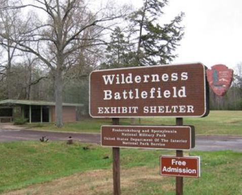 Wilderness Battlefield - Attractions/Entertainment - Wilderness, VA, US