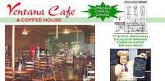 Ventana Cafe - Restaurant - 117 W Broadway St, Excelsior Springs, MO, 64024, US