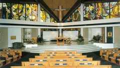 St. Thomas Moore Catholic Church 10330 Hillcroft Wedding In December in Sugar Land, TX, USA