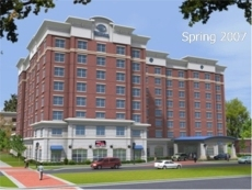 Hilton Columbia Center - Hotels/Accommodations - 924 Senate Street, Columbia, SC, United States