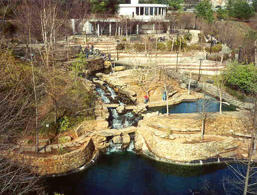 Finlay Park - Parks/Recreation, Attractions/Entertainment - 930 Laurel St, Columbia, SC, United States