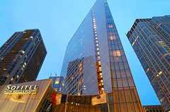 The Sofitel Hotel - Hotel - 20 E Chestnut St, Chicago, IL, 60611