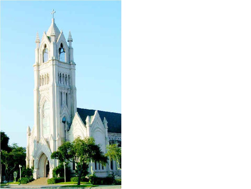 St. Patrick's Catholic Church - Ceremony Sites - 1010 35th St, Galveston, TX, 77550