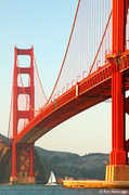 Golden Gate Bridge - Landmark - Golden Gate Bridge