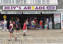 Jilly's Arcade - Attractions/Entertainment - 1168 Boardwalk, Ocean City, NJ, USA