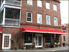 Bocci's Italian Restaurant - Restaurant - 158 Church St, Charleston, SC, 29401