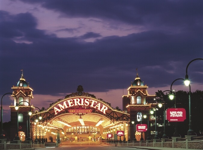 State Of Missouri: Ameristar Casino - Hotels/Accommodations, Reception Sites, Attractions/Entertainment - 200 South Main Street, Saint Charles, MO, United States