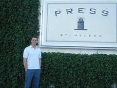 PRESS St. Helena - Dining Options - 587 St. Helena Highway South, St. Helena, CA, United States