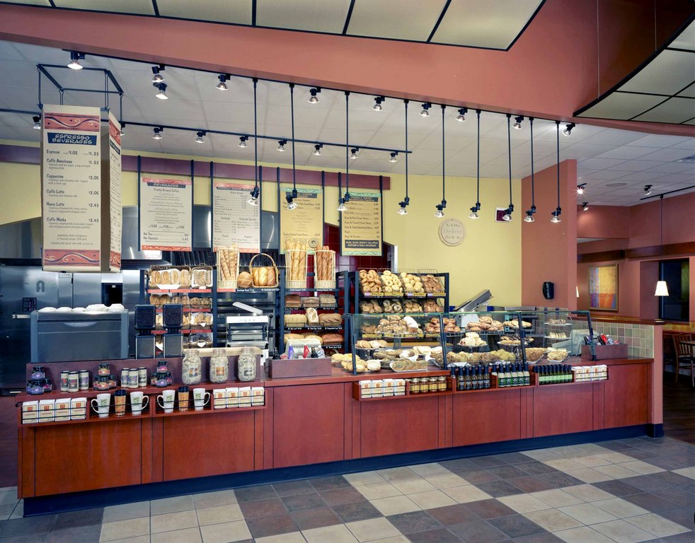 Panera Bread - Restaurants - 3720 Broadway St, Quincy, IL, USA