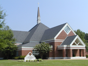 Crossgates United Methodist Church - Ceremony Sites - 23 Crossgates Dr, Brandon, MS, 39042