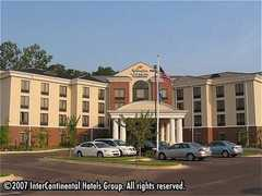 Holiday Inn Express Suites Flowood - Hotel -