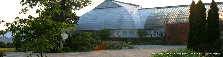 Garfield Park Conservatory - Reception Sites, Ceremony Sites, Attractions/Entertainment - 300 N Central Park Ave, Chicago, IL, United States