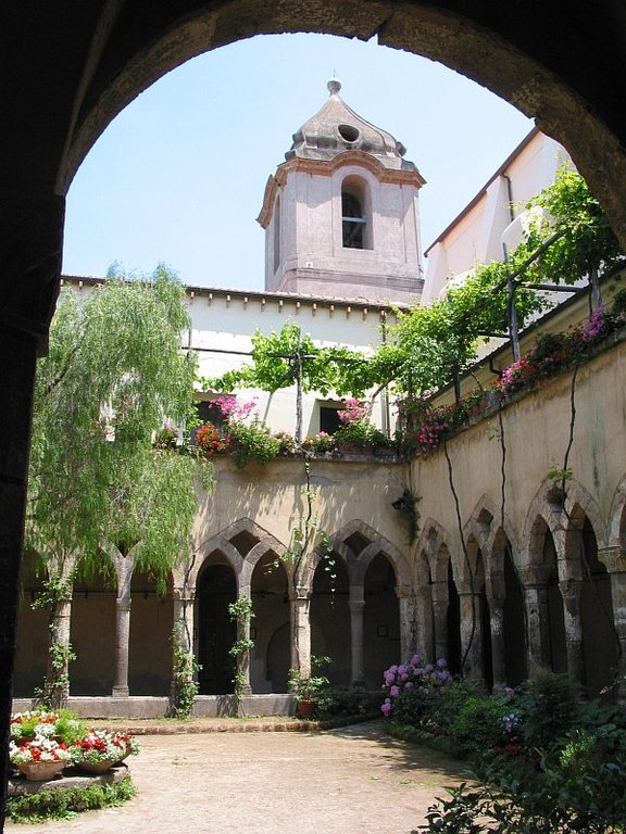 The Cloister Of San Francesco - Ceremony Sites - Piazza Francesco Saverio Gargiulo, Sorrento, Campania, 80067