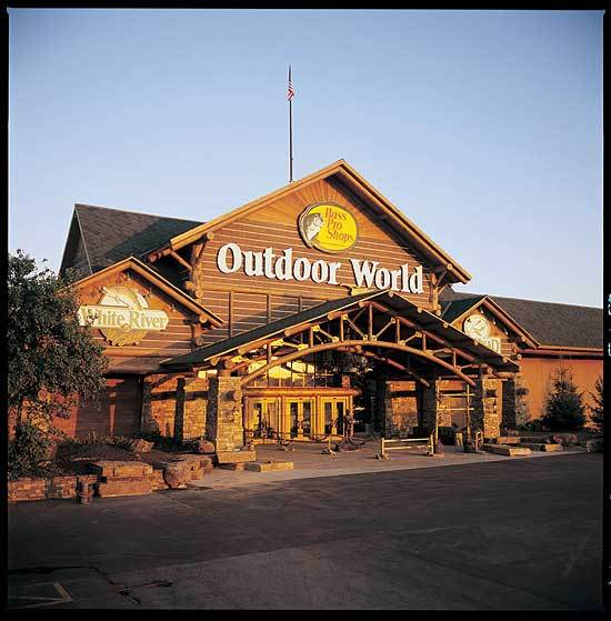 Bass Pro Shops - Restaurants, Attractions/Entertainment - 101 Bass Pro Dr, Broken Arrow, OK, United States
