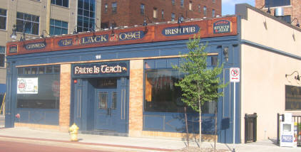 Black Rose Irish Pub - Bars/Nightife - 100 Ionia Ave SW, Grand Rapids, MI, USA