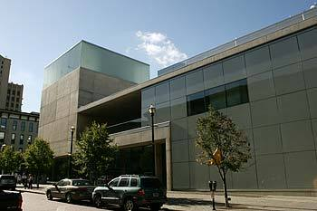 Grand Rapids Art Museum - Attractions/Entertainment, Ceremony Sites - 101 Monroe Ctr NW, Grand Rapids, MI, United States