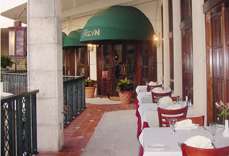Trevini Ristorante - Restaurants - 150 Worth Ave, Palm Beach, FL, 33480