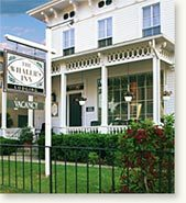 The Whaler's Inn - Hotels/Accommodations - 20 E Main St, Mystic, CT, USA