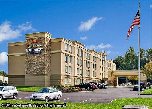 Holiday Inn Express Hotel-west - Hotels/Accommodations - 294 State Route 36, West Long Branch, NJ, 07764-1008, US