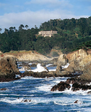 Tickle Pink Inn - Hotels/Accommodations - 155 Highland Drive, Carmel, CA, United States