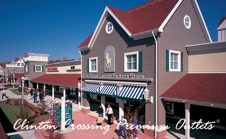 Clinton Crossing Premium Outlets - Attractions/Entertainment, Shopping - 20 Killingworth Tpke # 525, Clinton, CT, United States