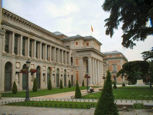 Museo Del Prado - Attractions/Entertainment - Paseo del Prado, Madrid, Comunidad de Madrid, ES
