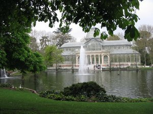 Parque Del Retiro - Attractions/Entertainment, Parks/Recreation - Parque del Retiro, ES