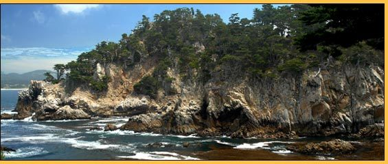 State Of California: Point Lobos State Reserve - Attractions/Entertainment, Parks/Recreation - Highway 1, Carmel, CA, United States
