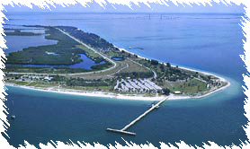 Gulf Pier Fort Desoto Park - Beaches - 3500 Pinellas Bayway S, St Petersburg, FL, USA