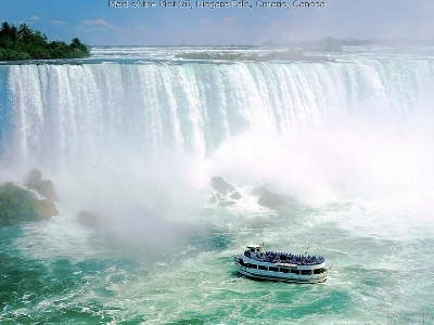Maid Of The Mist - Attractions/Entertainment - 151 Buffalo Ave # 204, Niagara Falls, NY, United States