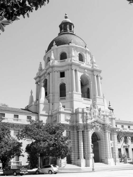 Pasadena City Hall - Ceremony Sites, Ceremony & Reception, Attractions/Entertainment, Reception Sites - 100 N Garfield Ave, Pasadena, CA, 91101, US
