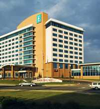 Embassy Suites - Hotels/Accommodations - 700 Monroe St SW, Huntsville, AL, United States