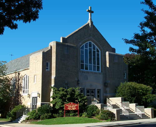 Saint Agnes Church - Ceremony Sites - 103 Center Ave, Atlantic Highlands, NJ, 07716, US