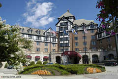 The Hotel Roanoke and Conference Center - Hotel - 110 Shenandoah Ave, Roanoke, Virginia, 24015, USA
